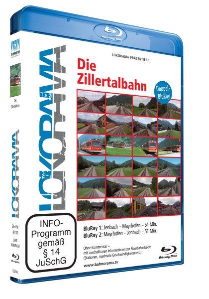 Zillertalbahn Sommer   Blu-ray