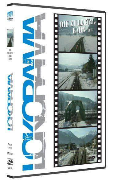 Zillertalbahn Winter | DVD