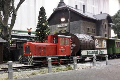 MBV Weihnachten 420x280 - Modellbauverein Mexicoplatz - 60 Jahre Modellbau