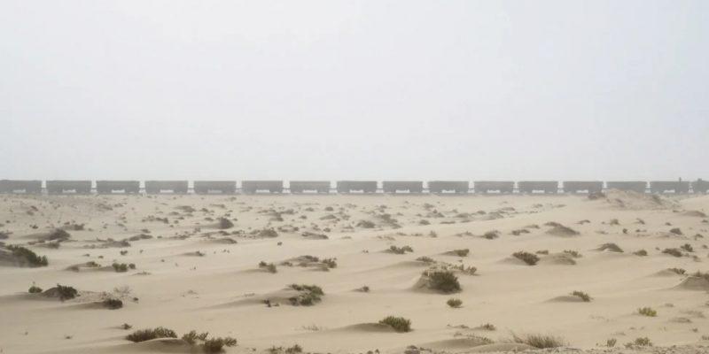 Mauretanien Erzzug_1