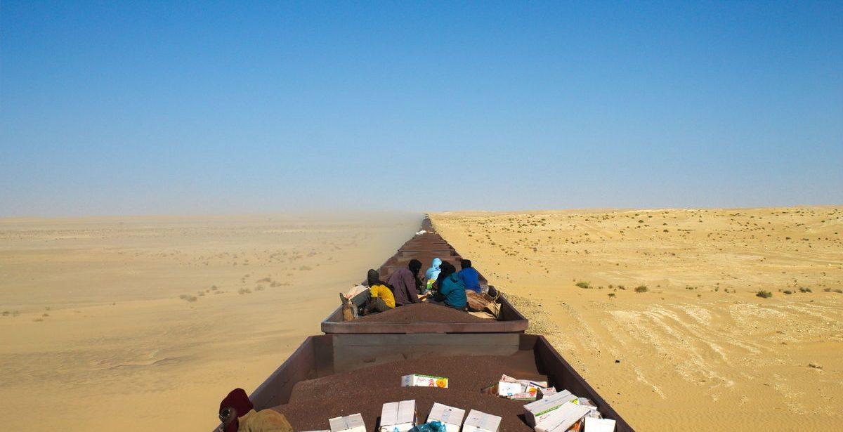 Mauretanien Erzzug Quelle Ammar Hassan 1200x615 - Mit dem Erzzug quer durch die Wüste