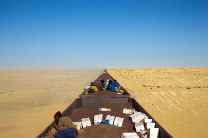 Mauretanien Erzzug Quelle Ammar Hassan 420x280 - Mit dem Erzzug quer durch die Wüste