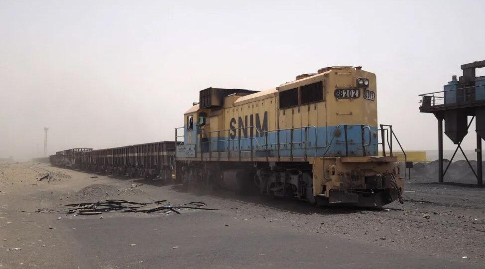 Mauretanien Erzzug