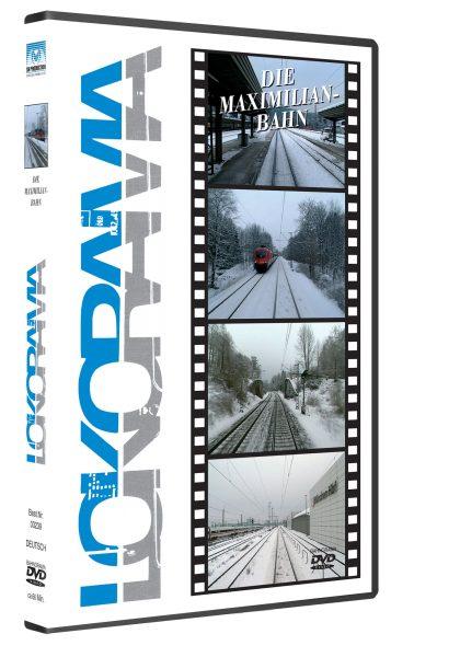 Maximiliansbahn   DVD