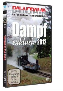 Dampf Exclusiv 2012; von Eugen Takacs | DVD