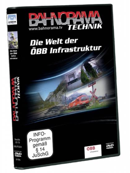 Die Welt der ÖBB Infrastruktur | DVD