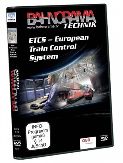 ETCS – European Train Control System | DVD