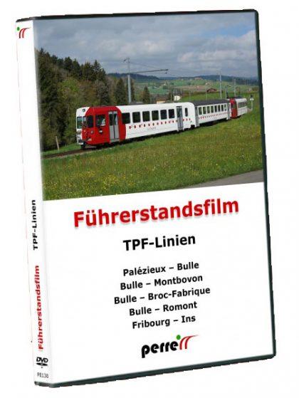 TPF Linien; von Andreas Perren   DVD