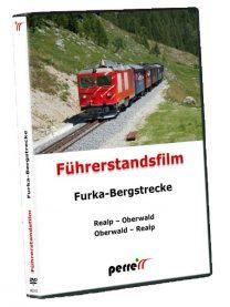 Perren Furka Bergstrecke HGrot 208x277 - Furka-Bergstrecke; von Andreas Perren