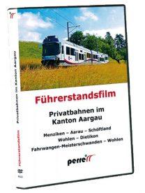 Privatbahnen im Kanton Aargau, von Andreas Perren | DVD