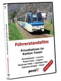 Perren Privatbahnen  E7A841 208x276 - Privatbahnen im Kanton Tessin; von Andreas Perren | DVD