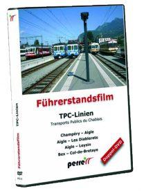 Perren TPC Linien rot 208x276 - TPC – Linien; von Andreas Perren | DVD