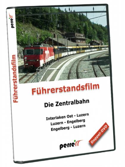 Die Zentralbahn; von Andreas Perren | DVD