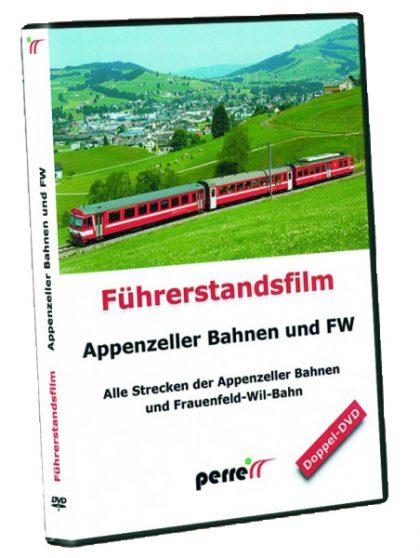 Appenzeller Bahnen und Frauenfeld-Wil-Bahn; von Andreas Perren | DVD