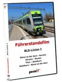 Perrer BLS Linien 1 HGrot 208x276 - BLS-Linien I; von Andreas Perren | DVD
