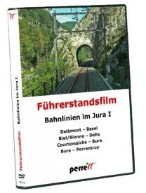 Bahnlinien im Jura I; von Andreas Perren | DVD