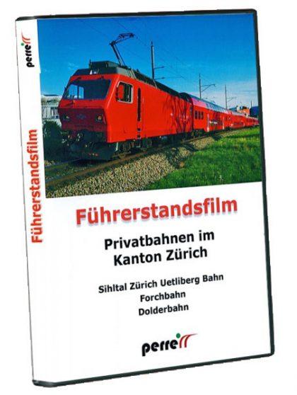 Privatbahnen im Kanton Zürich; von Andreas Perren | DVD