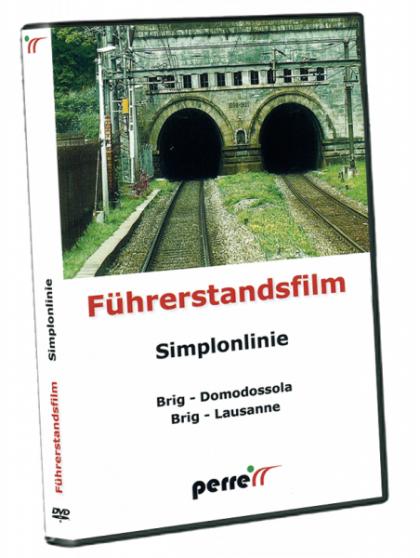 Simplonlinie; von Andreas Perren | DVD