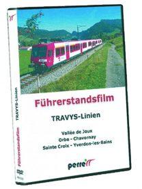 Perrer TRAVYS Linien 3D Cover rot 208x276 - TRAVYS- Linien; von Andreas Perren | DVD