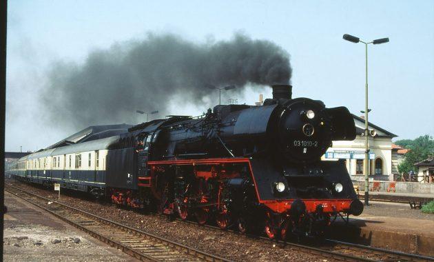 Gotha 8.5.1993 D 2753 - Foto: Prof. Fritz