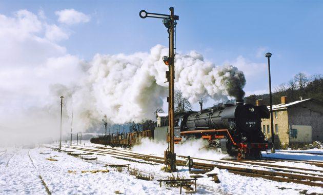 Grimmenthal 16.2.2003 - Foto: Prof. Fritz