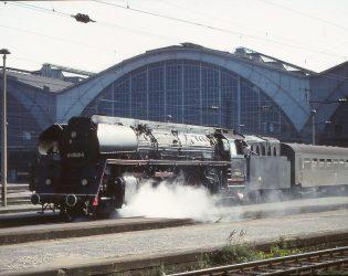 Leipzig 7.8.1981 - Foto: Prof. Fritz