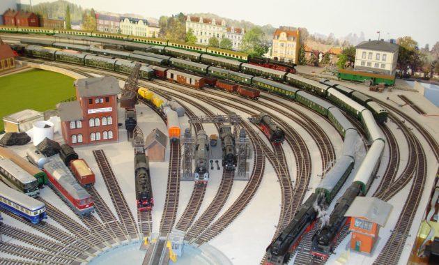 Modellbahn Saalfeld - Foto: Prof. Fritz