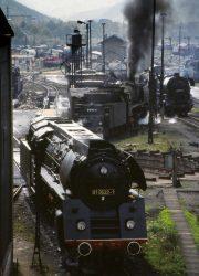 Saalfeld BW 8.5.1981 - Foto: Prof. Fritz