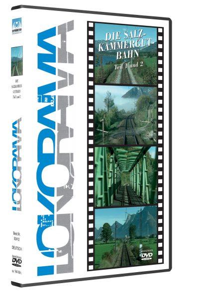 Salzkammergutbahn Teil 1+2 | DVD