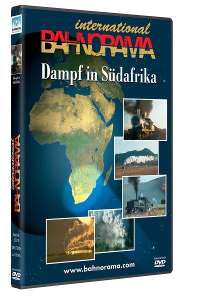 Suedafrika Volldampf 3D rot 420x600 - Dampf in Südafrika | DVD