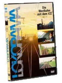 Westbahn mit ICE LR 1 3 3D rot 208x276 - Westbahn Innsbruck-Wien mit dem ICE | DVD
