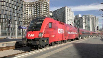 Züge Züge Züge Folge 7+8 – Wien HBF u Wien Praterkai | DVD