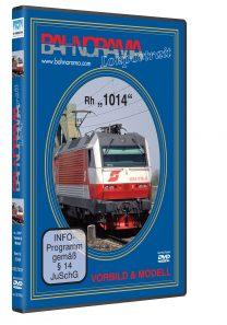 brlp rh1014 rot 208x297 - ÖBB Rh 1014 – Vorbild und Modell | DVD
