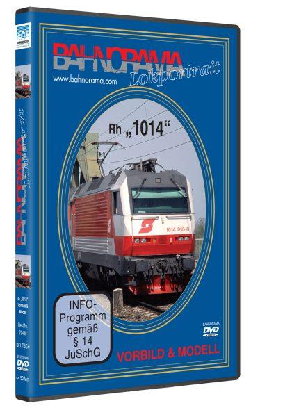 ÖBB Rh 1014 – Vorbild und Modell | DVD