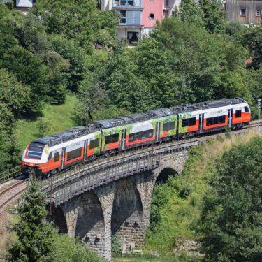 cityjet von oben 375x375 - CO2 neutrales Reisen mit dem ÖBB Cityjet eco