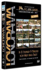 Südbahn Wien – Triest Teil 1-6 | DVD