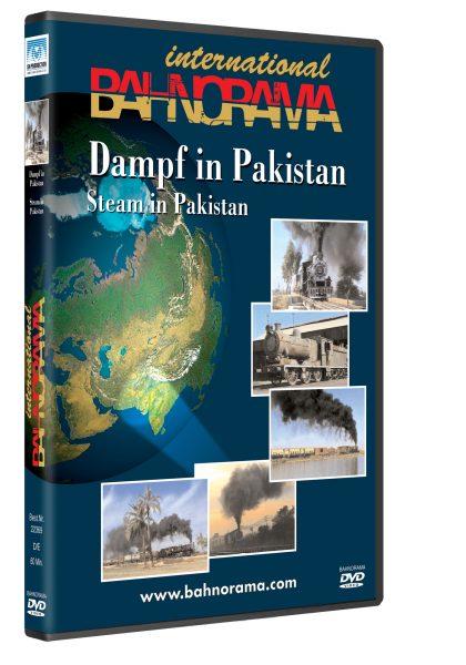 Pakistan: Dampf in Pakistan, DVD