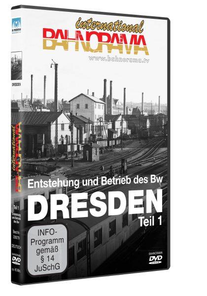 Entstehung und Betrieb des BW Dresden Teil 1 | DVD
