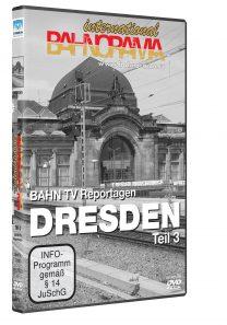 dresden3 3D rot 208x297 - Bahn TV Reportagen Teil 3 | DVD