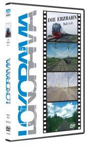 Erzbahn Teil 1-3, Schweden | DVD