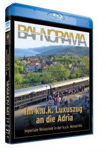 Im k.u.k. Luxuszug an die Adria | Blu-ray
