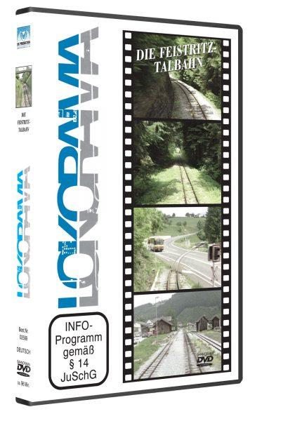 Feistritztalbahn | DVD