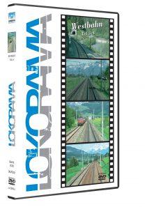 Westbahn 3+4  Salzburg-Innsbruck 1992 | DVD