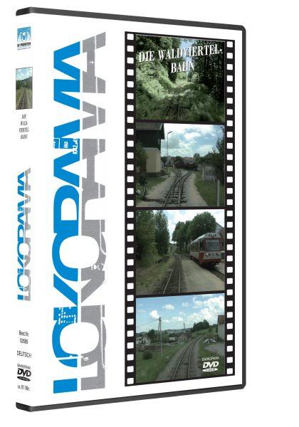 Waldviertelbahn (Südast) | DVD