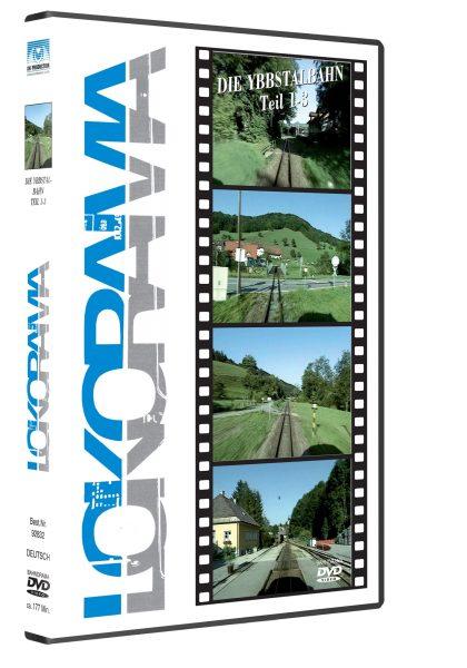 Ybbstalbahn Teil 1-3 | DVD