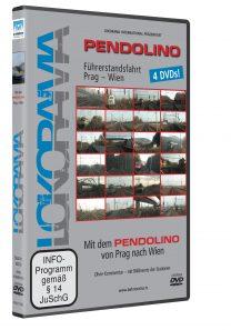 lri pendolino prag wien 3D rot 208x297 - Pendolino, Prag Wien | DVD
