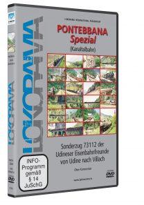 "Pontebbana spezial ""Die Kanaltalbahn"" | DVD"