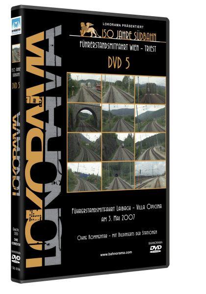 suedbahn dvd05 3D rot 420x600 - Südbahn Wien - Triest, Teil 5