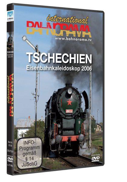 tschechr 420x600 - TSCHECHIEN Eisenbahnkaleidoskop 2006 | DVD